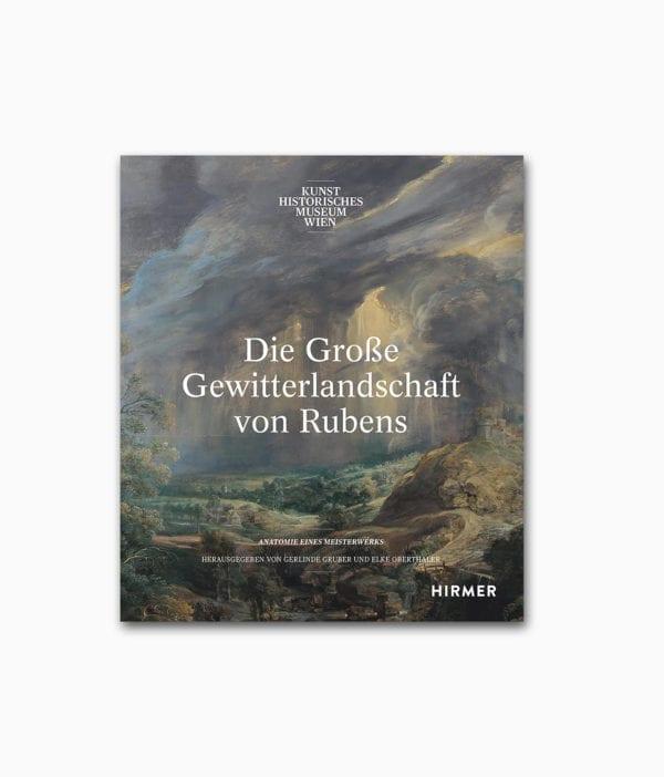 Die Große Gewitterlandschaft von Rubens Hirmer Verlag Buchcover