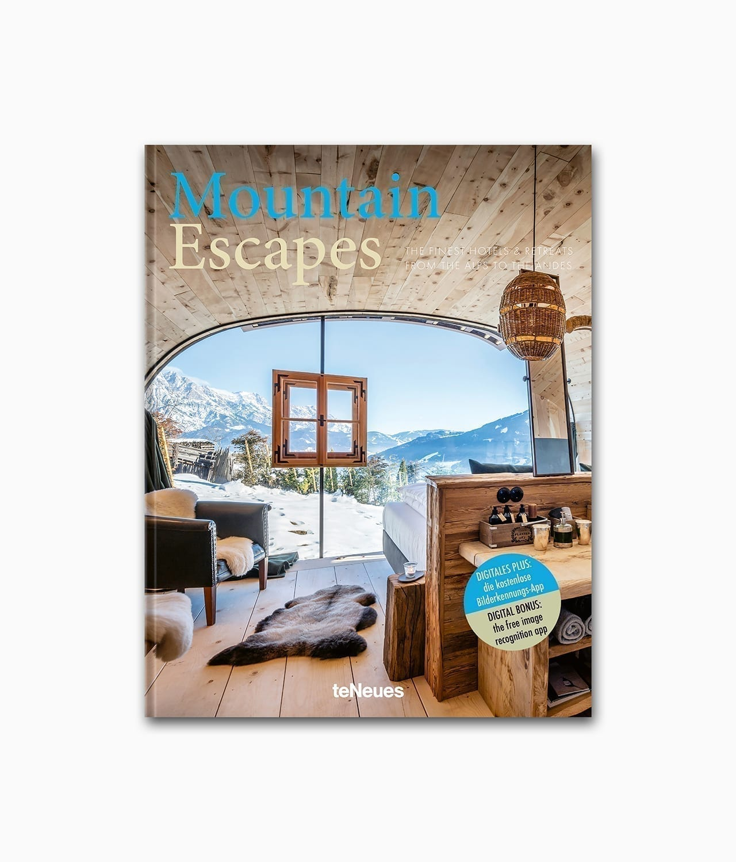 Mountain Escapes teNeues Verlag Buchcover