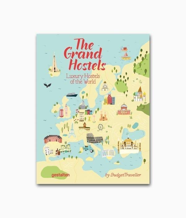 The Grand Hostels gestalten Verlag Buchcover
