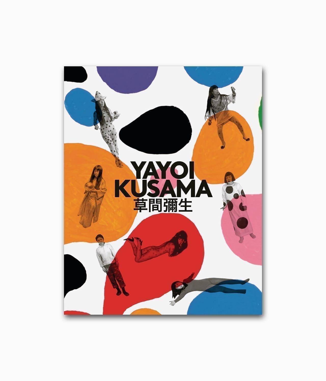 Yayoi Kusama Eine Retrospektive Prestel Verlag Buchcover