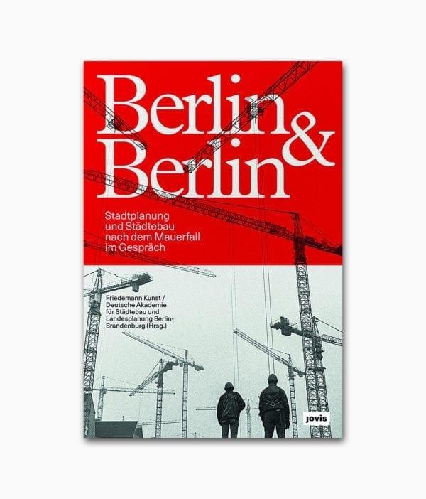 Berlin & Berlin Jovis Verlag Buchcover