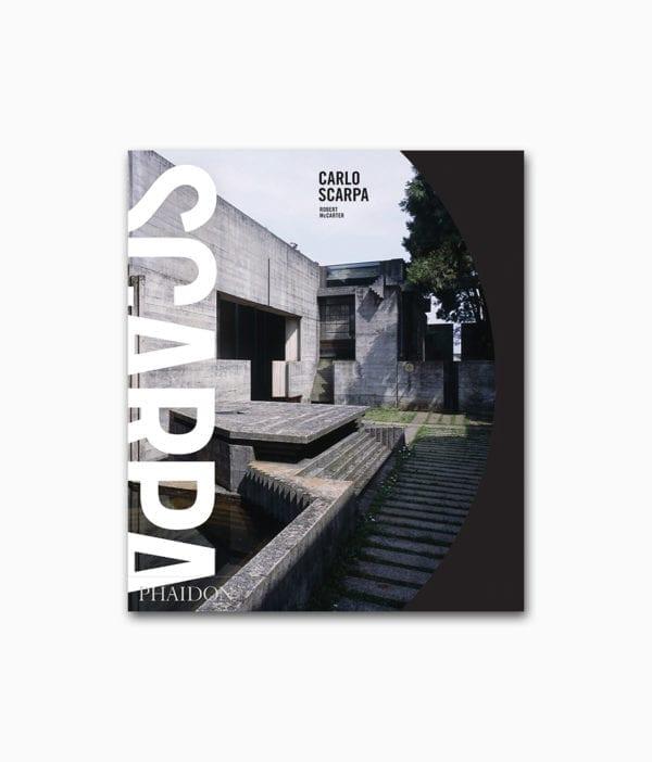 Carlo Scarpa Phaidon Verlag Buchcover
