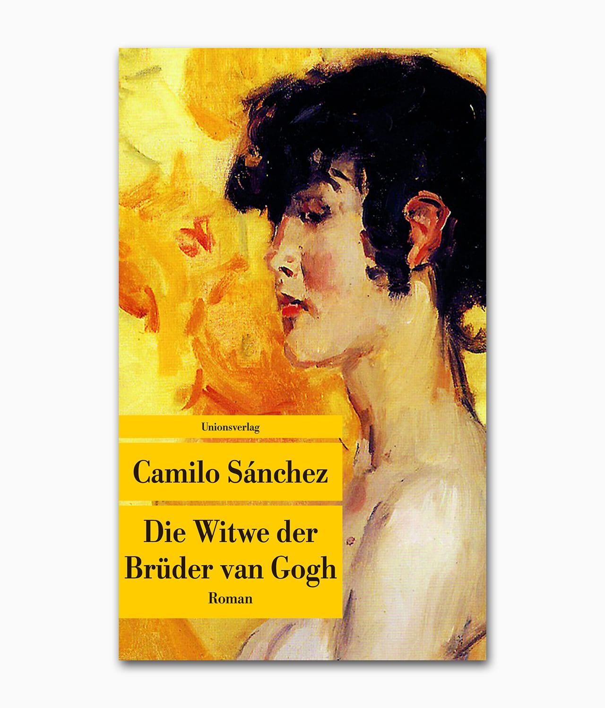 Die Witwe der Brüder van Gogh Unionsverlag Buchcover