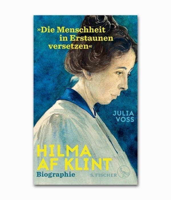 Hilma af Klint Die Menschheit in Erstaunen versetzen Fischer Verlag Buchcover