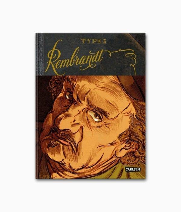 Rembrandt Carlsen Verlag Buchcover