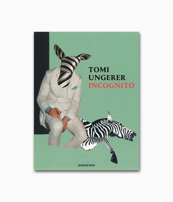 Incognito Diogenes Verlag Buchcover