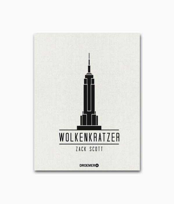 Wolkenkratzer Droemer Verlag Buchcover