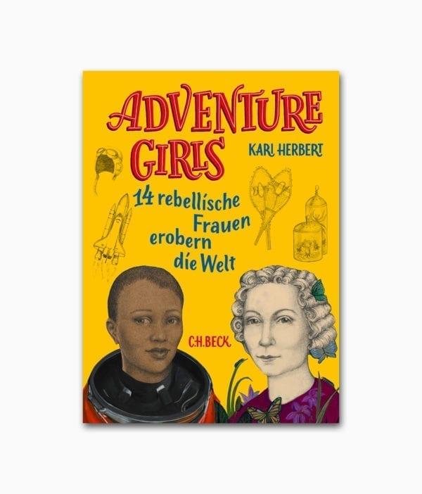 Adventure Girls C.H.Beck Verlag Buchcover