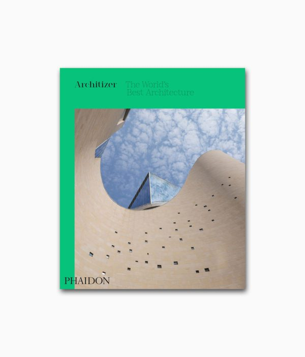 Architizer Phaidon Verlag Buchcover
