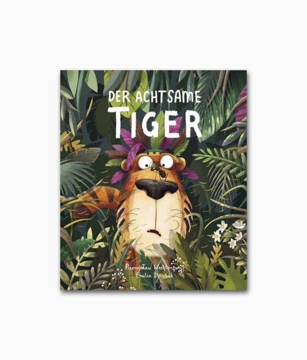 Der achtsame Tiger Mentor Verlag Buchcover