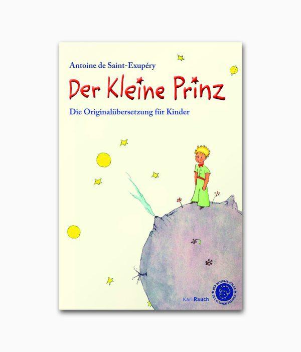 Der Kleine Prinz Karl Rauch Verlag Buchcover