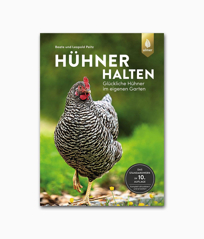 Hühner halten Ulmer Verlag Buchcover