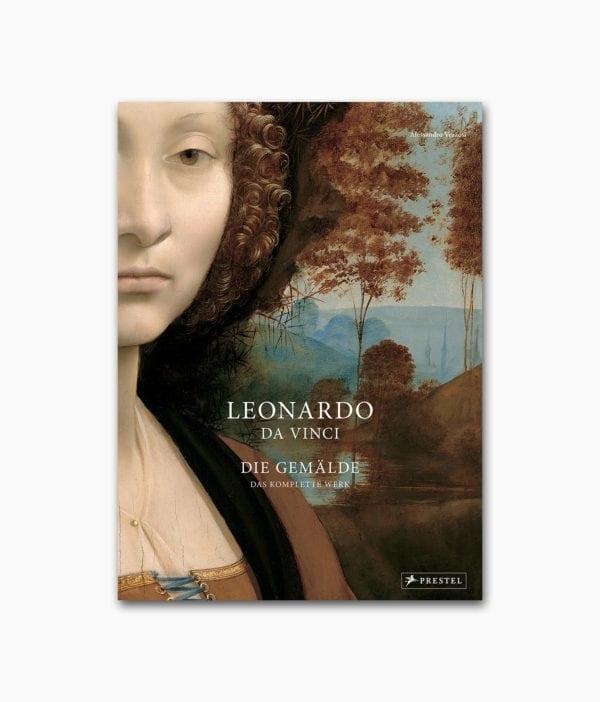 Leonardo da Vinci Die Gemälde Prestel Verlag Buchcover