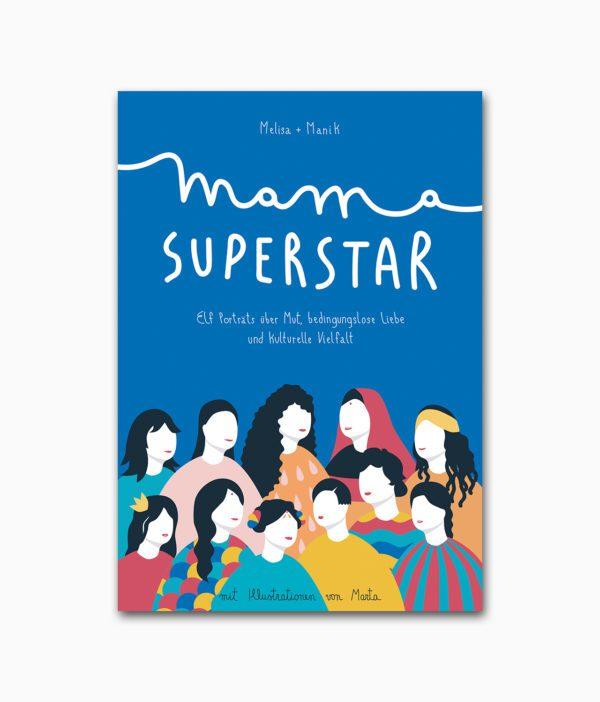 Mama Superstar Mentor Verlag Buchcover