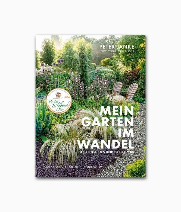 Mein Garten im Wandel Becker Joest Volk Verlag Buchcover