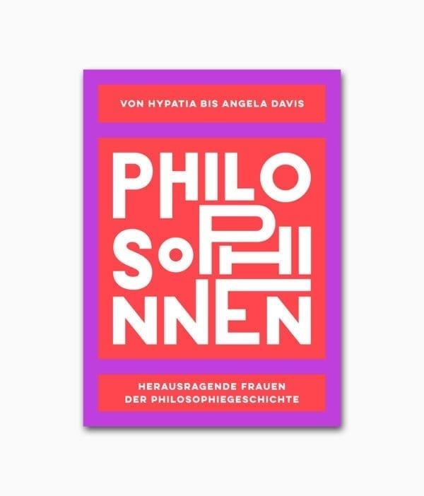 Philosophinnen mairisch Verlag Buchcover
