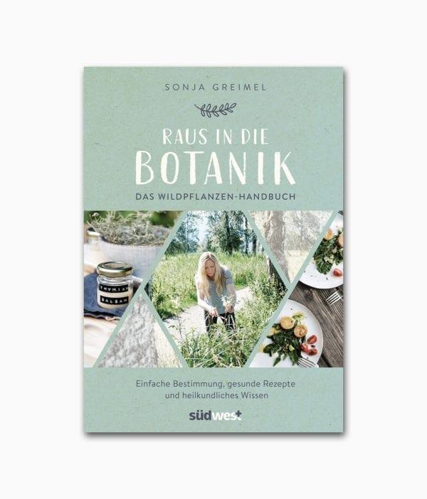 Raus in die Botanik Südwest Verlag Buchcover