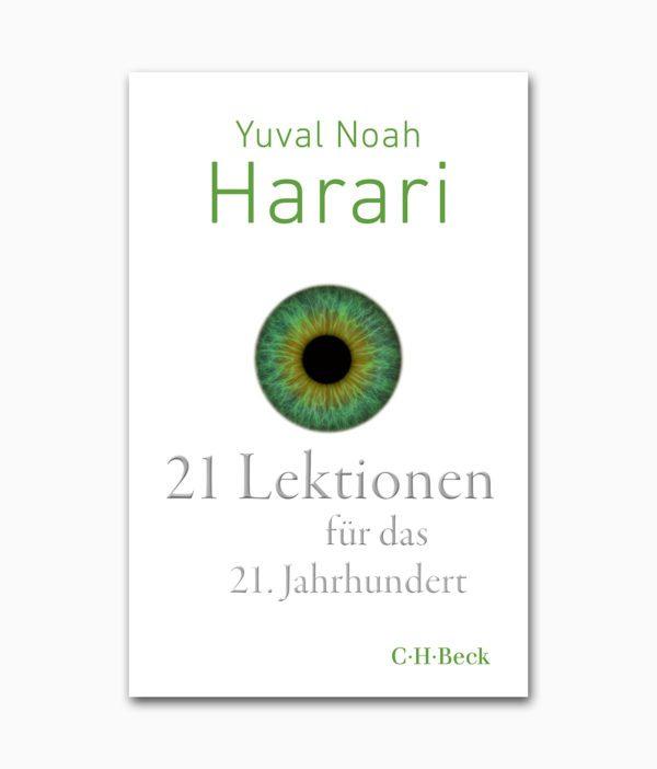 21 Lektionen 21. Jahrhundert C.H. Beck Verlag Buchcover