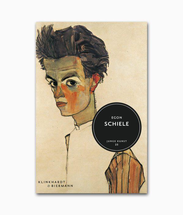 Egon Schiele Junge Kunst 25 Klinkhardt und Biermann Verlag Buchcover