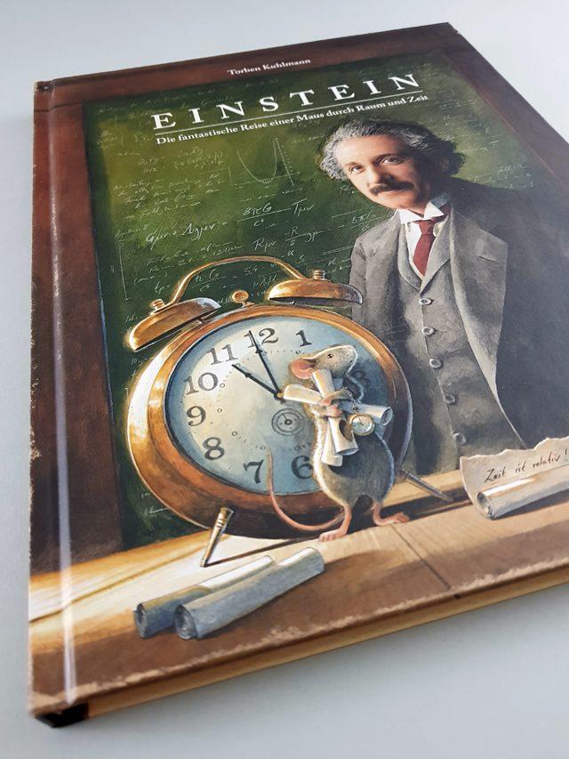 Einstein NordSüd Verlag Buchcover