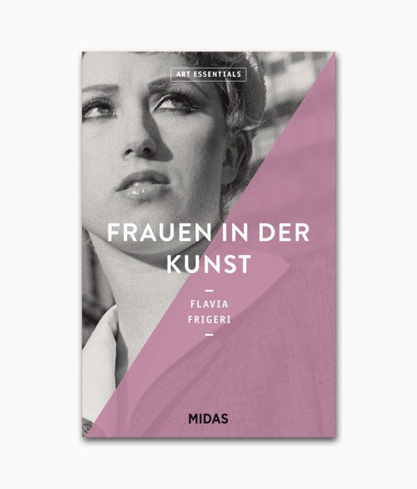 Frauen in der Kunst Midas Verlag Buchcover