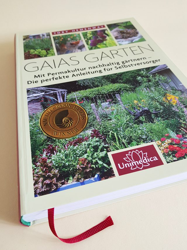 Gaias Garten Unimedica Verlag Buchcover