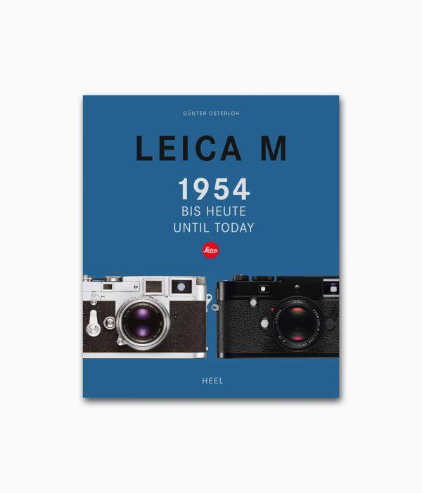 Leica M 1954 bis heute Heel Verlag Buchcover