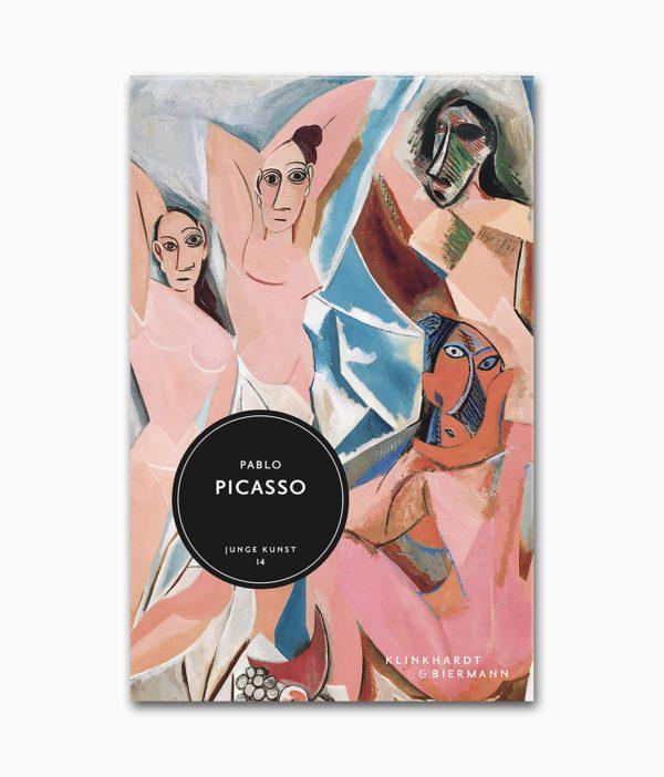 Pablo Picasso Junge Kunst Klinkhardt & Biermann Verlag Buchcover