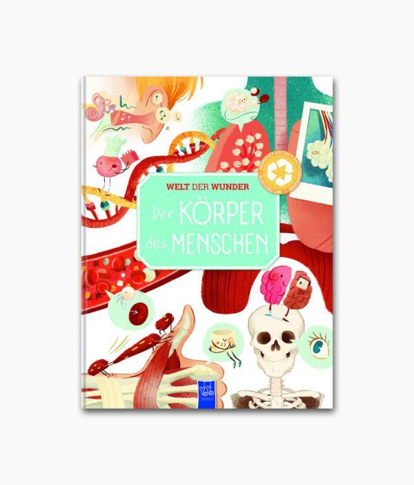 Welt der Wunder Der Körper des Menschen YoYo Books Buchcover