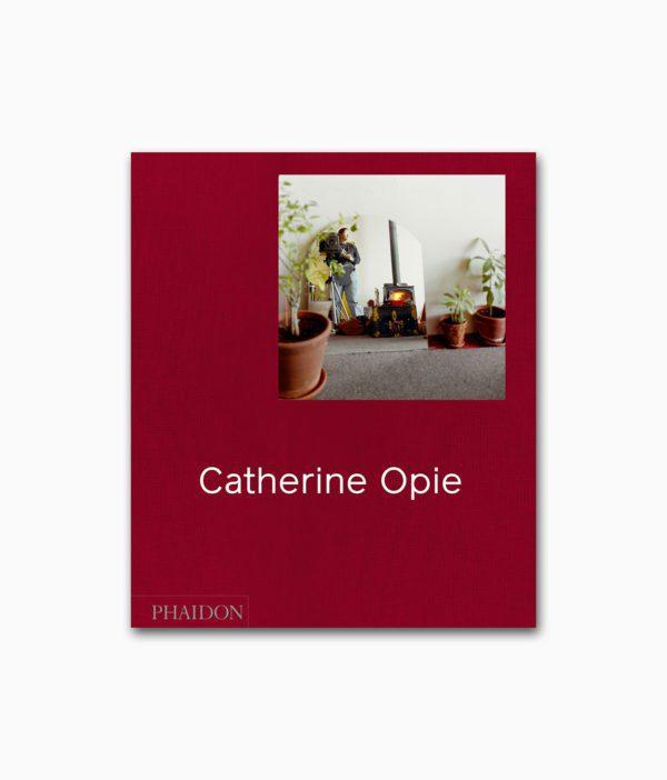 Catherine Opie Phaidon Verlag Buchcover