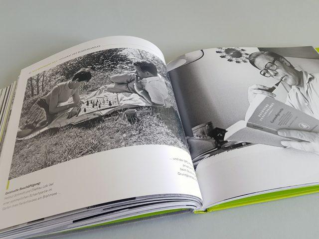 Das besondere Bild Braus Verlag aufgeschlagener Bildband