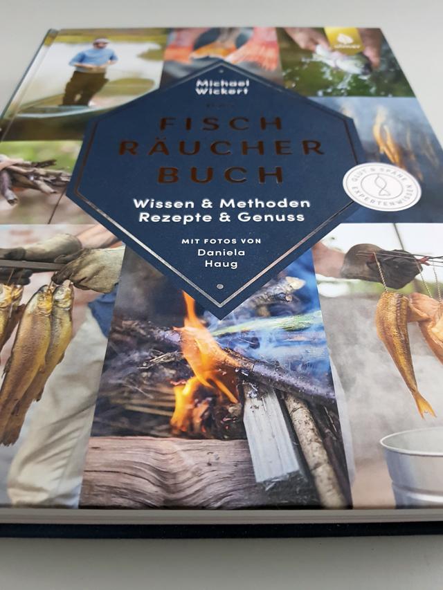 Das Fischräucherbuch Ulmer Verlag Buchcover