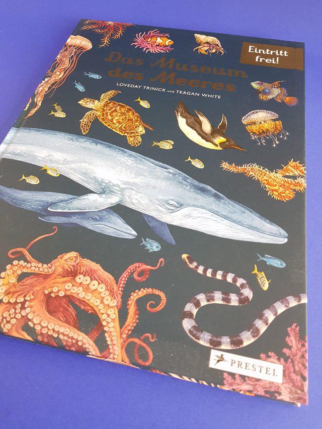 Das Museum des Meeres Eintritt frei Prestel Verlag Buchcover
