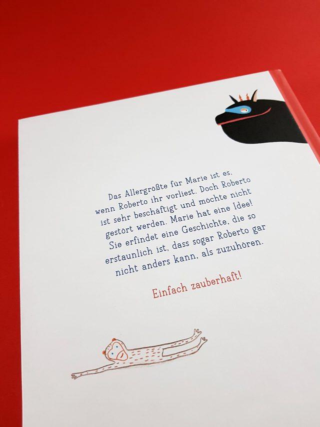 Du, was machst du gerade Aladin Verlag Buchrückseite