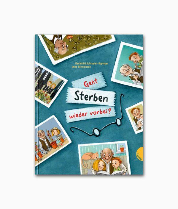 Geht Sterben wieder vorbei Gabriel Verlag Buchcover
