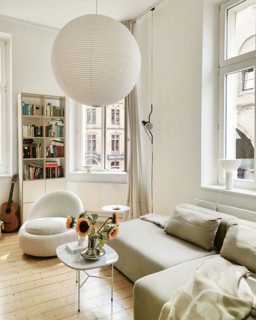 Buchempfehlungen von Interior Design Influencerin noranilpferd