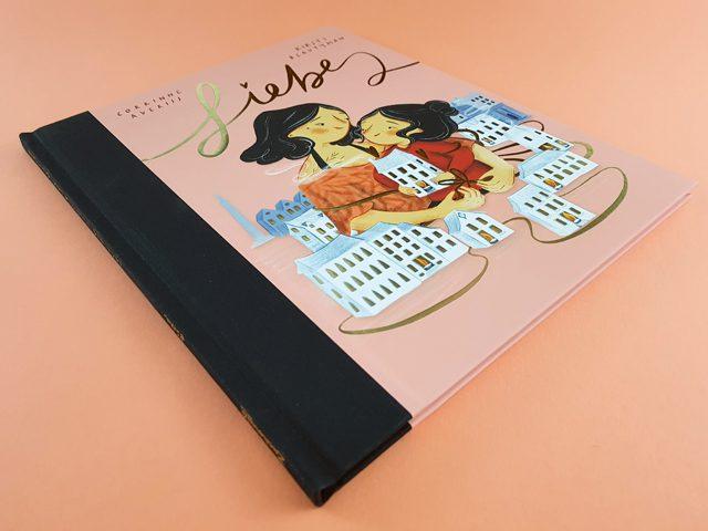 Liebe Zuckersüß Verlag Buchcover liegend