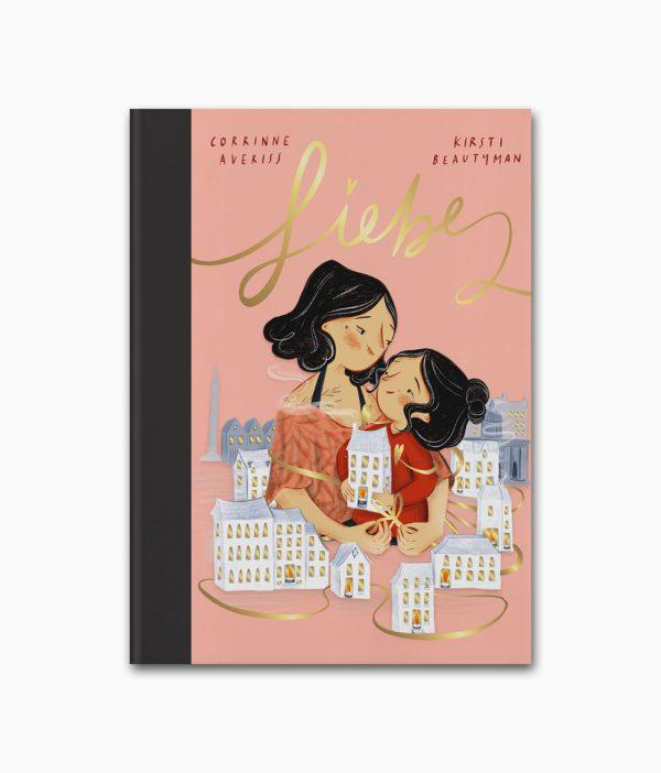Liebe Zuckersüß Verlag Buchcover