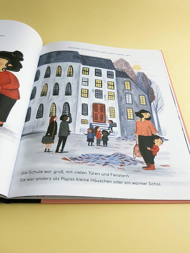Liebe Zuckersüß Verlag aufgeschlagenes Kinderbuch