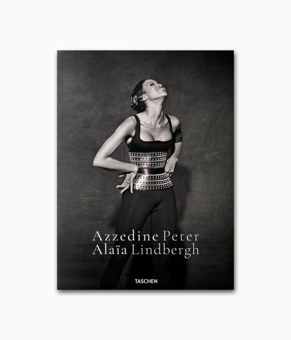 Peter Lindbergh. Azzedine Alaïa TASCHEN Verlag Buchcover